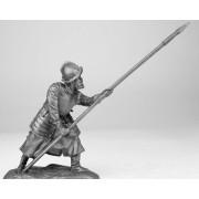 Пикинер полка иноземного строя, XVI-XVII вв 5105 ПБ (н/к)
