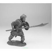 Тяжеловооруженный мусульманский воин, 12-13 вв 5079 ПБ (н/к)