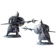 Монгольский воин, 14 век 5057 ПБ (н/к)