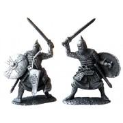 Знатный монгольский воин, 14 век 5037 ПБ (н/к)