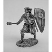 Рыцарь-крестоносец, 12 век 5090 ПБ (н/к)