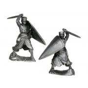 Рыцарь-тамплиер, 12 век 5075 ПБ (н/к)