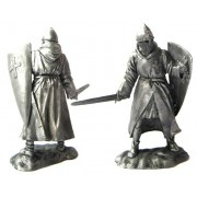 Рыцарь-госпитальер, 12 век 5060 ПБ (н/к)