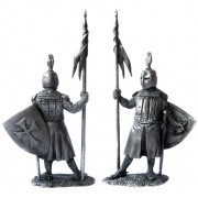 Комтур Тевтонского ордена, 13 век 5025 ПБ (н/к)