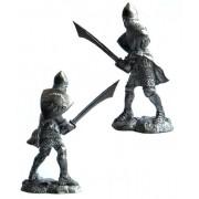 Рыцарь-гость Тевтонского ордена, 14 век 5146 ПБ (н/к)