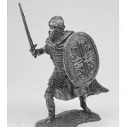 Знатный чудин-наемник Тевтонского ордена, XIII в 5156 ПБ (н/к)