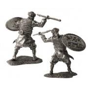 Чудин-наемник Тевтонского ордена, 13 век 5157 ПБ (н/к)