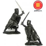 Рыцарь Тевтонского Ордена, 13 век PR-54020 ПБ (н/к)
