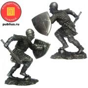 Западноевропейский пехотинец, 12 век 5318 ПБ (н/к)