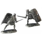 Тяжеловооруженный пехотинец, X Сокрушительный легион, 1-2 вв н. э. PTS-5063 ПБ (н/к)