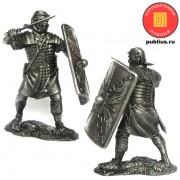 Легионер XXIV легиона, 1-2 вв н.э. PR-54021b (н/к)