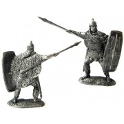 Кельтский воин, 1-2 вв н. э. 5062 ПБ (н/к)
