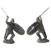 Кельтский воин, 1-2 вв н. э. 5058 ПБ (н/к)