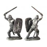 Кельтский воин, 1-2 вв н. э. 5061 ПБ (н/к)