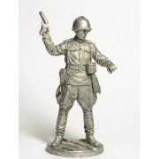 Капитан пехоты Красной Армии Южный Сахалин, август 1945 г СССР WWII-10 EK (н/к)