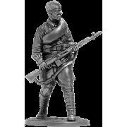 Рядовой Стрелковых частей Красной Армии, 1941-43 гг СССР WWII-27 EK (н/к)