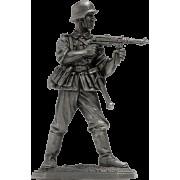 Немецкий пехотинец с MP-40, 1944-45 гг. VNT-02 (н/к)