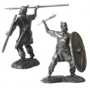 Германский воин, 9 год н.э. 5132 ПБ (н/к)