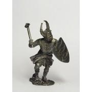 Германский рыцарь XII век 5187 ПБ (н/к)