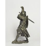 Германский рыцарь с мечом XII век 5189 ПБ (н/к)