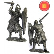 Норманнский рыцарь, XI век 5001Б ПБ (н/к)