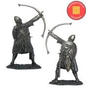 Норманнский лучник, XI век 5005Б ПБ (н/к)