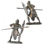 Нубийский лучник, 2-1 тыс до н э 5176 ПБ (н/к)