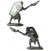 Египетский воин, 2-1 тыс до н э 5179 ПБ (н/к)