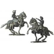 Ливонский тяжеловооруженный всадник, 16 век 5048 ПБ (н/к)