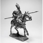 Донской казак, 1780-90 гг 5501 ПБ (н/к)