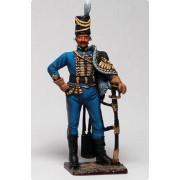 Офицер Сумского гусарского полка 1776г Е1 ЕР