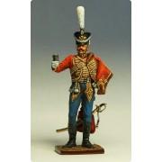 Офицер Лейб-гвардии гусарского полка 1812г Е5 ЕР