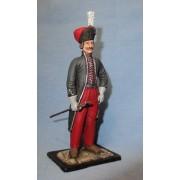 Офицер Чугуевского казачьего полка, 1798 г Е11 ЕР