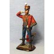 Офицер Лейб-гвардии гусарского полка. Россия, 1827 г Е23 ЕР