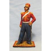 Вахмистр Лейб-гвардии Крымско-Татарского эскадрона, 1830 г Е84 ЕР