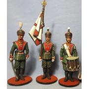 Гвардейская пехота, Россия, 1914 г ЕР