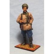 Офицер Партизанского генерала Алексеева пехотного полка, 1919-20 гг Е86 ЕР