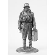 Немецкий солдат с термосами 423 РТ (н/к)