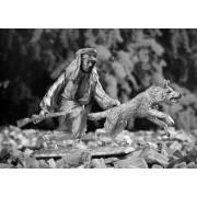 Пограничник РККА с собакой, 1941 г 193 РТ (н/к)