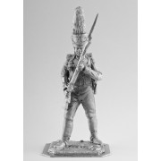 Рядовой гренадерского взвода Батальона Императорской милиции, 1806-1808 гг 81 РТ (н/к)