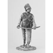 Английский офицер с саблей 106 РТ
