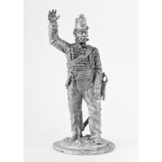 Лейтенант английских драгун. 1855 115 РТ