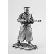 Бочкарева. командир Батальона 053 РТ