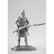 Рядовой шотландской пехоты. 1914 084 РТ