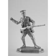 Британский рядовой с гранатой. 1914 089 РТ