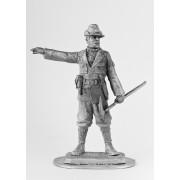 Итальянский офицер горных стрелков. 1914г. 110 РТ