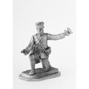 Младший офицер бельгийской линейной пехоты 1915год 117 РТ