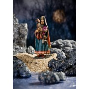 Скифская царица с ребенком 463 РТ (с)