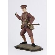 Британский рядовой с гранатой, 1915 г 89 РТ (с)