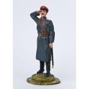 Офицер Лейб-гвардии казачьего полка, 1917 г 175 РТ (с)